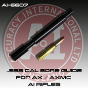 Accuracy International AI-6607: .300 Win .338 Lapua Bore Guide