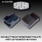 Spuhr A-0011b: DR-Burris Protected Mount w/Protective Hood
