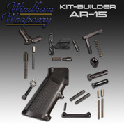 Windham Weaponry KIT-Builder: Lower Receiver Parts Kit Less Fire Control Parts for AR15