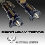 Hawk Hill BiPod Hawk Talons: Ultimate Bipod Hawk Talons