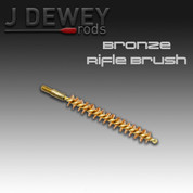 Dewey Brushes: Bronze Rifle Brush