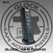 Glock MF42006: G42 380 Auto XMAG 6rd