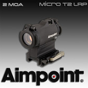 AimPoint 200198: Micro T-2 2MOA LRP