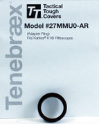 Tenebraex 27MMU0-AR: Tactical Tough Fits Kahles K16i Adapter Ring