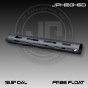 JP JPHG3-6D: MK 111 Free-floating Modular Hand Guard, XL Rifle Length, Matte Blk
