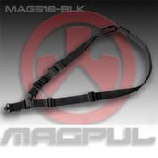 Magpul MAG518-BLK: MS4 Dual QD Sling Gen 2