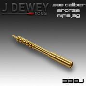 Dewey 338J: .338 Cleaning Jag