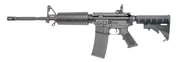 "Colt LE6920: 16"" 5.56mm Rifle No Stk H/G T/G"