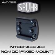 Spuhr A-0023: ACI Mount Non QD