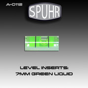 SPUHR A-0112: 7mm Green Liquid