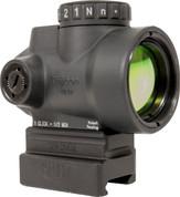 """Spuhr SM-3002: MRO Mount 38mm/1.5"""" High"""