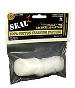 "Seal 1 1009: Cotton Patches 1 1/4"" .22 - 270 (100 Per Bag)"