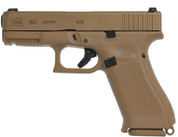 "Glock 19X-9mm: 4"" Glock Night Sights w/3 Mags"