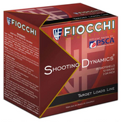 Fiocchi 12SD18L7: Shooting Dynamics Target Line 12 Ga 2-3/4 #7.5 Lead Shot