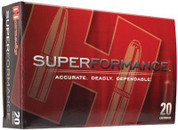 Hornady 81496: 6.5 Creedmoor 129 gr SST Superformance