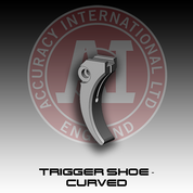 Accuracy International Competition Trigger Shoe (Curved)