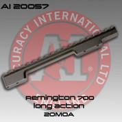 Accuracy International AI-20057: Long Action 20 MOA Action Rail