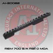 Accuracy International AI-20062: Short Action 0 MOA Action Rail