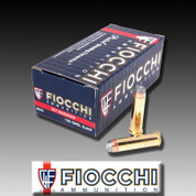 Fiocchi 357D 125gr: Shooting Dynamics 357 Magnum 125gr Semi-Jacketed Hollow Point 50/Box