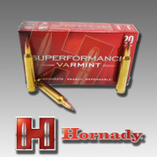 Hornady 83209: 204 Ruger 24gr NTX 20ct/Box