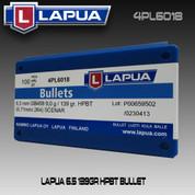 Lapua 4PL6018: 6.5mm (.264) - 139gr Scenar HPBT 100/Box