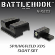 Battlehook H-KB23: Sight Sets For Springfield XDS