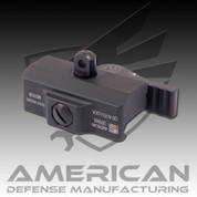 American Defense AD-BP-BL-STD: Harris Bi-pod Mount