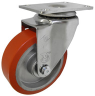 High Temperature Oven Rack Casters-Stainless Steel