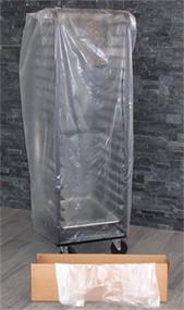 312272-75 Disposable Bun Pan Rack Covers - Single