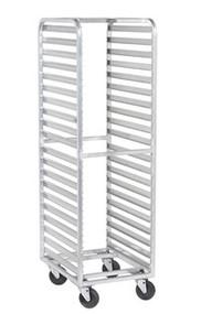 Stainless Steel Single Pan Racks