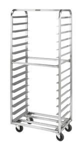 Stainless Steel Single Side Load Pan Racks