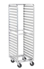 ARS401.5 Aluminum Single Pan Racks