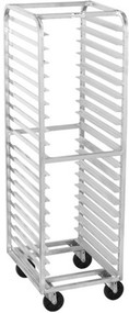 Refrigerator/Proofer Aluminum Single Pan Racks