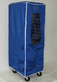 Blue Color Double Bun Pan Rack Cover