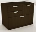 Combo Lateral File Cabinet, #OT-SUL-CAB2