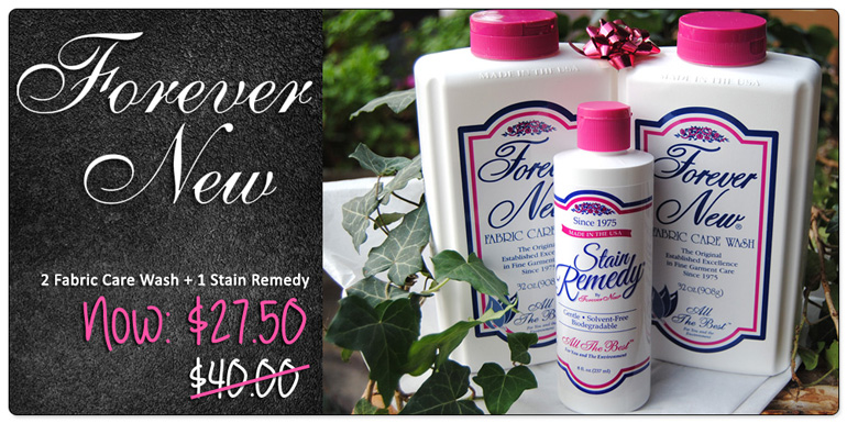 Forever New Fabric Care