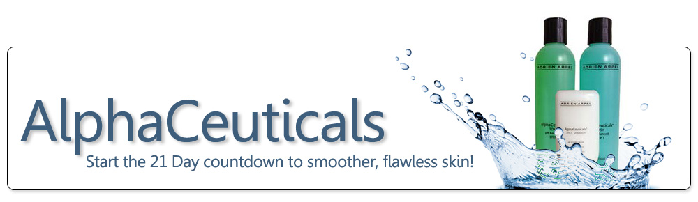 AlphaCeuticals - Start the 21 Day countdown to smoother, flawless skin!