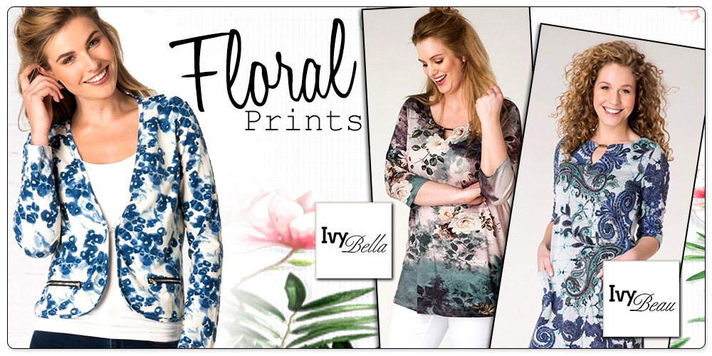 Ivy Beau and Ivy Bella Florals
