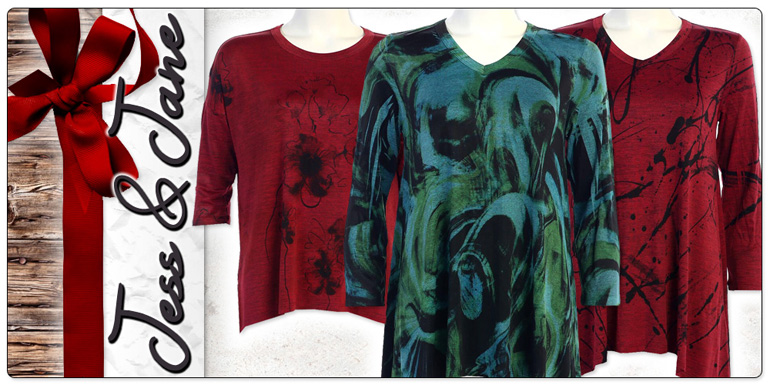 Jess & Jane Fall Sublimation Styles