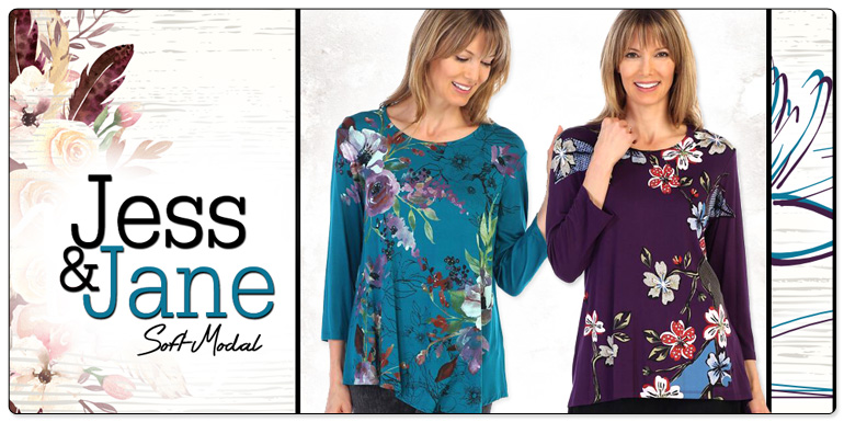 Jess & Jane Soft Knits