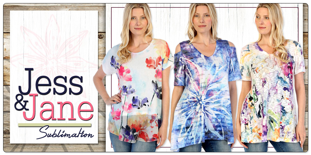 Jess & Jane Sublimation