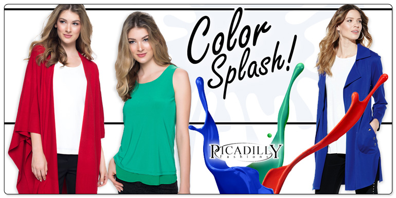 Picadilly's Color Splash Group