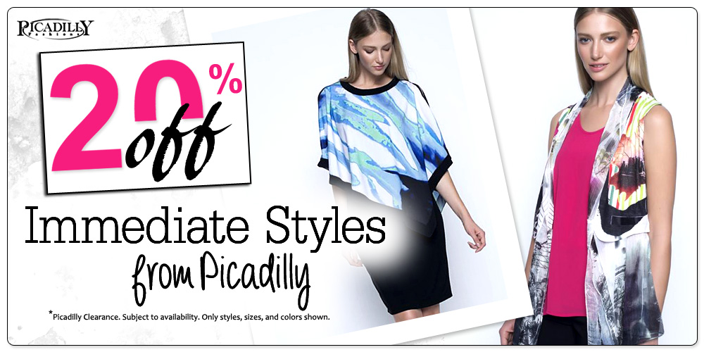 Picadilly Fashions Clearance