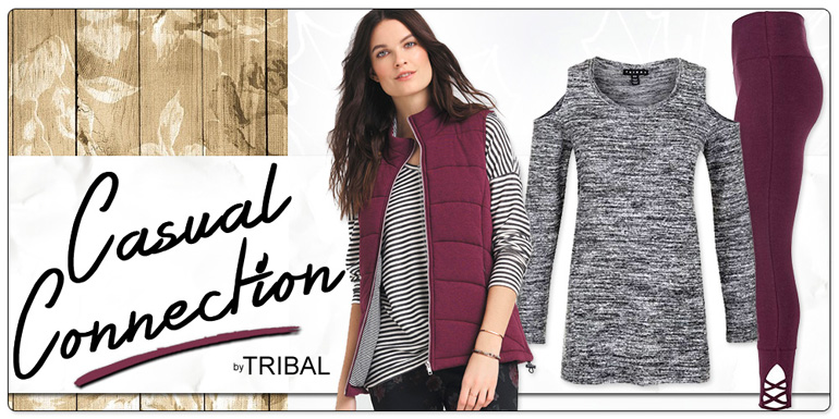 Tribal Jeans Casual Connection