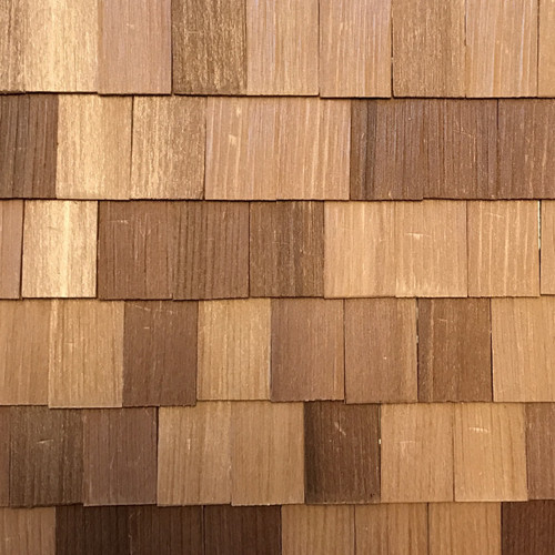 Square Cut Cedar Shingles 1000 Jeepers Dollhouse