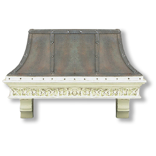 French Provincial Kitchen Hood