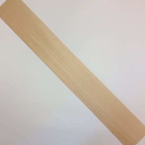 "24"" length of 3/8"" scribed siding"