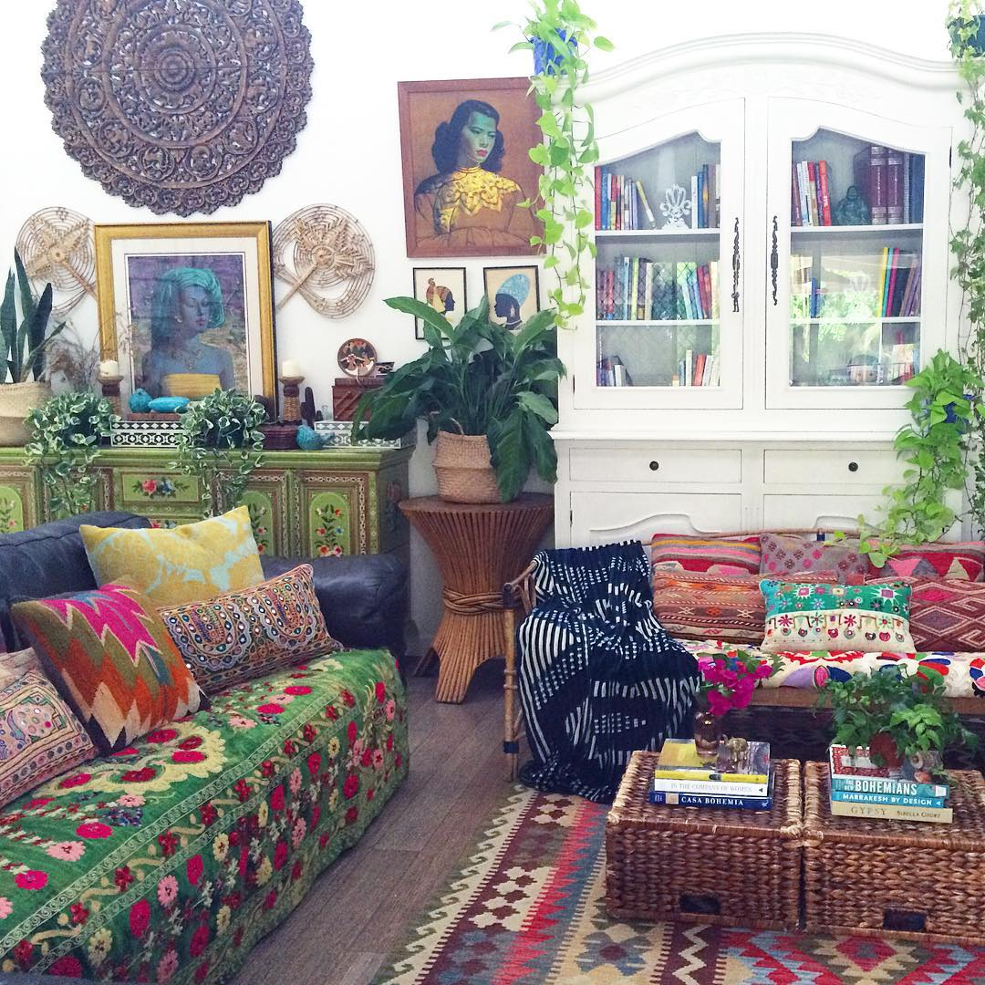 7 Inspirational Boho Living Room Designs You Have to See ...