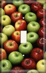 Colorful Apples - Light Switch Plate Cover