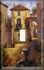 Italy Squar - Light Switch Plate Cover